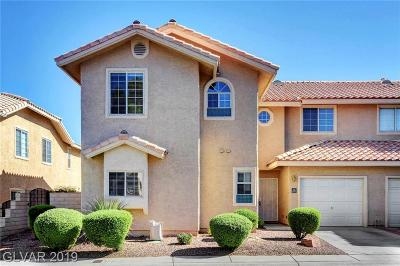 Spring Valley Condo/Townhouse Under Contract - Show: 9377 Apache Springs Drive