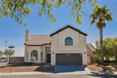 North Las Vegas Single Family Home For Sale: 4260 Lily Glen Court