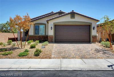 North Las Vegas Single Family Home For Sale: 5736 Swan Bridge Street