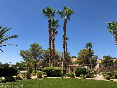 Spring Valley Condo/Townhouse For Sale: 9070 Spring Mountain Road #103