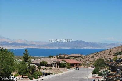 Boulder City Residential Lots & Land For Sale: 362 Cats Eye Drive