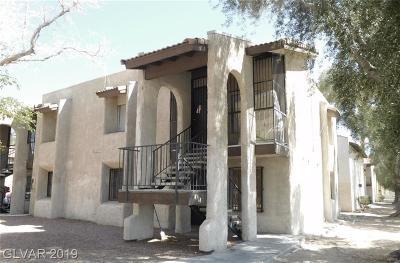 Las Vegas Multi Family Home For Sale: 4718 Twain Avenue