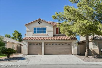North Las Vegas Single Family Home For Sale: 1832 Featherbrook Avenue