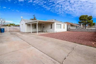 Henderson Single Family Home For Sale: 128 Dogwood Street