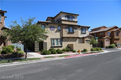 Las Vegas NV Condo/Townhouse For Sale: $322,500