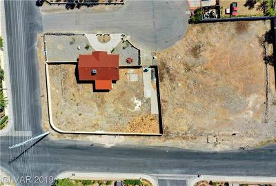Las Vegas Residential Lots & Land For Sale: South Lisa Lane