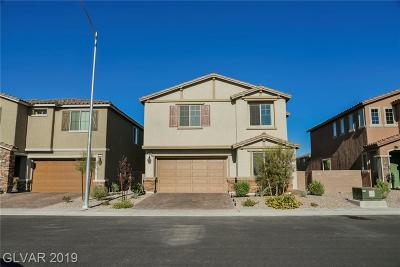 North Las Vegas Single Family Home For Sale: 3802 Asia Road