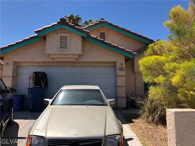Clark County Single Family Home Under Contract - Show: 4001 Lighthouse Avenue