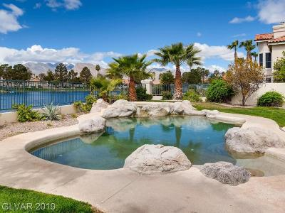 Las Vegas Single Family Home For Sale: 2813 Summer Lake Drive