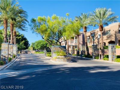 Las Vegas NV Condo/Townhouse For Sale: $269,900