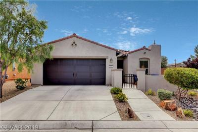North Las Vegas Single Family Home For Sale: 5920 Radiance Park Street