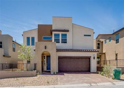 Las Vegas Single Family Home For Sale: 6215 Bravestar Court