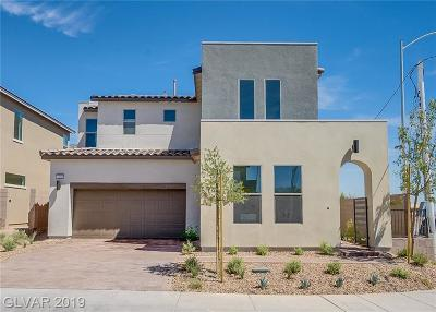 Las Vegas Single Family Home For Sale: 6206 Bravestar Court