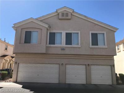 Henderson Condo/Townhouse For Sale: 6395 Rusticated Stone Avenue #101