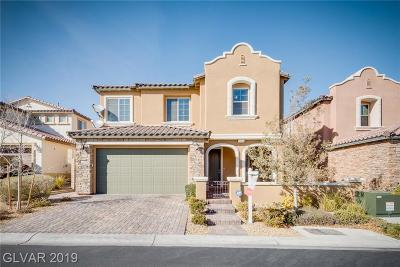 Las Vegas, Henderson Single Family Home For Sale: 12234 Pacific Cruise Avenue