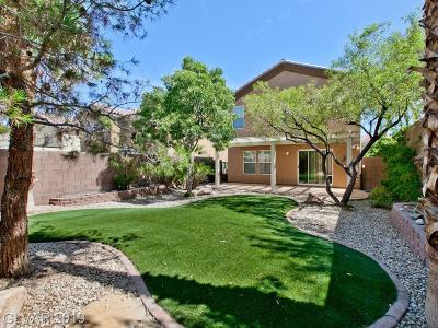 Las Vegas Single Family Home For Sale: 549 Redruth Drive
