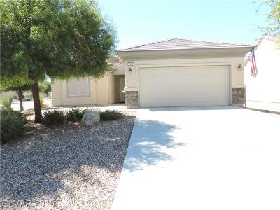 North Las Vegas Single Family Home For Sale: 7613 Fieldfare Drive