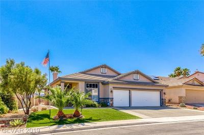 Single Family Home For Sale: 1863 Desert Forest Way