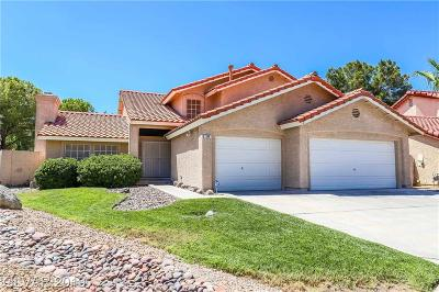 Henderson Single Family Home For Sale: 389 Decareo Court