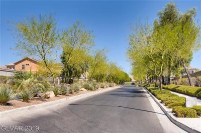 North Las Vegas Single Family Home For Sale: 2736 Council Crest Court