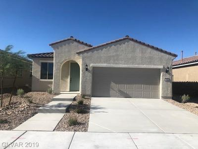 North Las Vegas Single Family Home For Sale: 214 Mountain Cedar Court