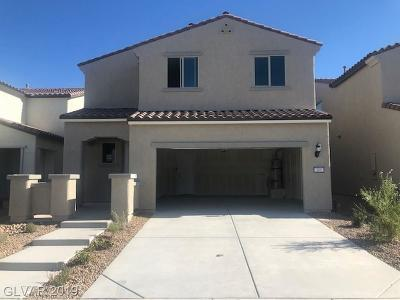 North Las Vegas Single Family Home Under Contract - Show: 105 Thorntree Avenue