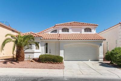 Centennial Hills Single Family Home For Sale: 8716 Autumn Wreath Avenue