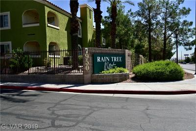 Spring Valley Condo/Townhouse For Sale: 7950 Flamingo Road #1172