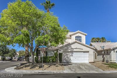 North Las Vegas Single Family Home For Sale: 3425 Golden Sage Drive