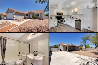 Henderson Single Family Home For Sale: 500 Grape Drive