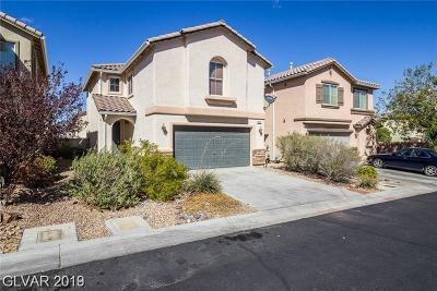 Las Vegas Single Family Home For Sale: 6512 Sacred Bark Court