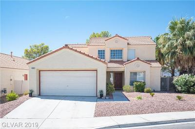 Las Vegas Single Family Home For Sale: 9829 Concord Downs Avenue