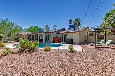 Single Family Home For Sale: 1257 Campbell Drive
