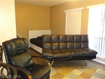 Las Vegas Condo/Townhouse For Sale: 2221 West Bonanza Road #73