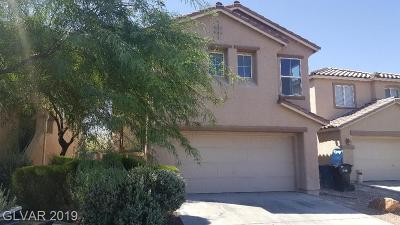 Las Vegas Single Family Home For Sale: 5409 Welch Valley Avenue