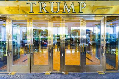 Trump Intl Hotel & Tower-, Trump Intl Hotel & Tower- Las High Rise For Sale: 2000 Fashion Show Drive #2112