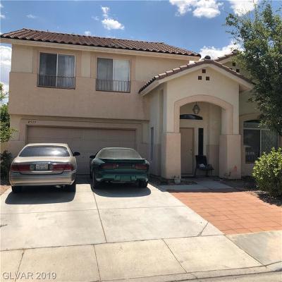 Single Family Home For Sale: 8517 Arco Iris Lane