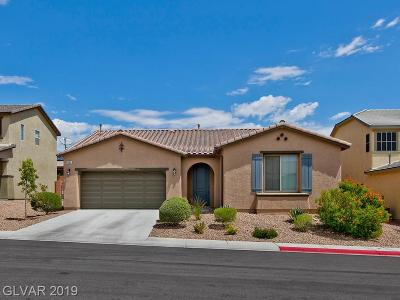 NORTH LAS VEGAS Single Family Home For Sale: 1008 Peaceful Glen Court