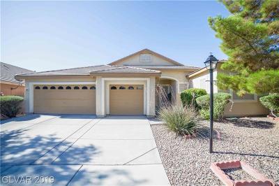 Las Vegas Single Family Home For Sale: 5427 Sharpei Court