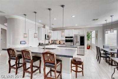 Las Vegas, Henderson Single Family Home For Sale: 9553 Borgata Bay Boulevard