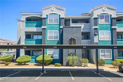 Centennial Hills Condo/Townhouse For Sale: 6955 Durango Drive #1077