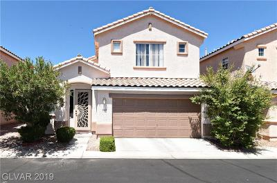 Las Vegas Single Family Home For Sale: 910 Veranda View Avenue