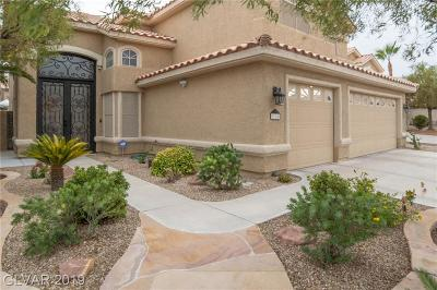 Henderson Single Family Home For Sale: 210 Chaco Canyon Drive