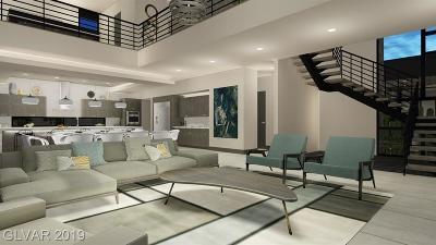 Las Vegas Single Family Home For Sale: 800 Wexler Court