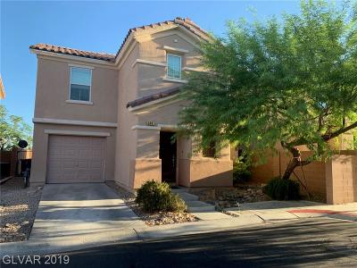 Las Vegas Single Family Home For Sale: 549 Warkworth Castle Avenue