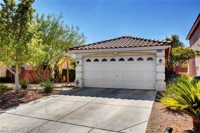 Las Vegas Single Family Home For Sale: 7441 Aurora Glow Street
