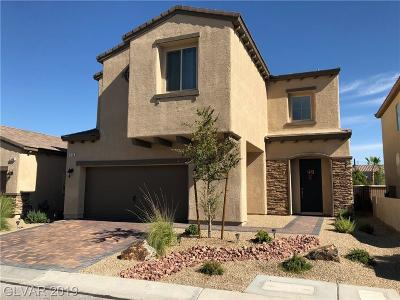 Las Vegas Single Family Home For Sale: 846 Glacier Springs Drive