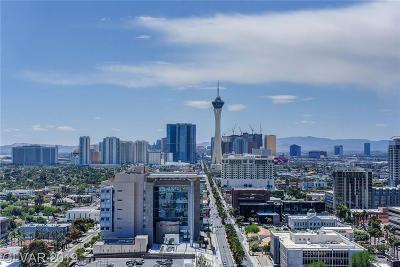 Las Vegas High Rise For Sale: 150 Las Vegas Boulevard #2312