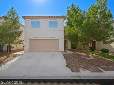 Las Vegas Single Family Home For Sale: 10129 Maidens Wreath Court