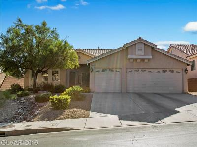 Henderson Single Family Home For Sale: 1008 Spanish Needle Street